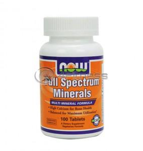 Full Spectrum Minerals - 100 Tabs.