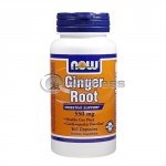 Ginger Root – 550 mg. / 100 Caps.