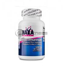 Glucomannan - 1200 mg. / 60 Caps.