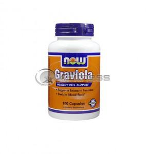 Graviola - 500 mg. / 100 Caps.