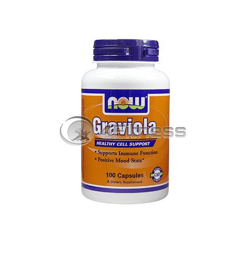 Graviola – 500 mg. / 100 Caps.