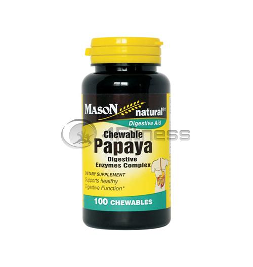 Papaya 35 mg./ Папая 35 мг. – 100 caps.