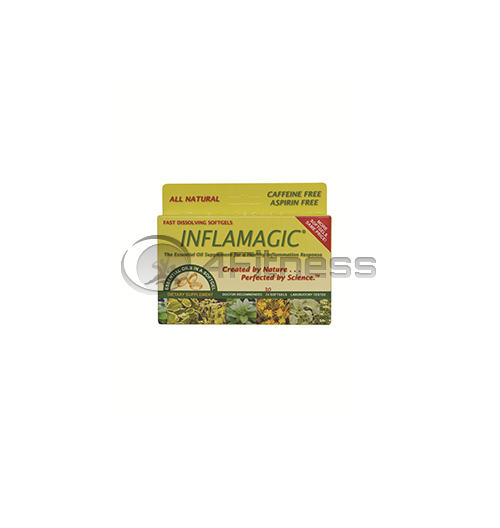 Inflamagic 175 mg./ Инфламеджик 175 мг. – 30 caps.