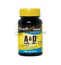Vitamin A&D3