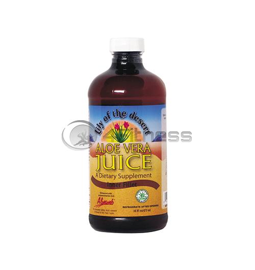 Aloe Vera Juice 473 ml./ Алое вера сок 473 мл.