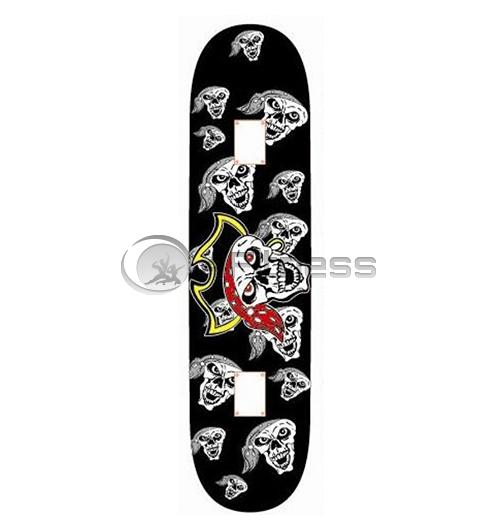 Скейтборд Utop Skull – PIRATE