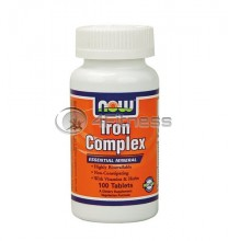 Iron Complex - 100 Tabs.