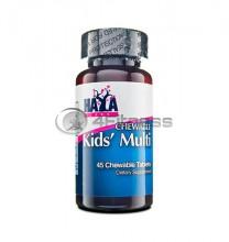 Kids' Chewable Multivitamin - 45 Tabs.