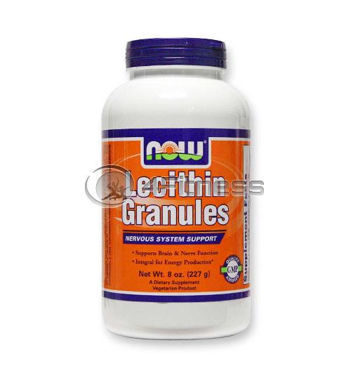 Lecithin Granules – 22 Serv.