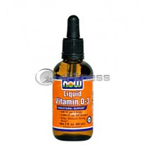 Liquid Vitamin D-3 - 60 ml.