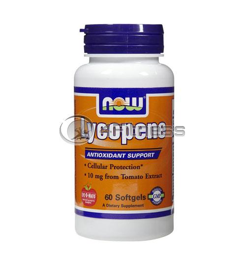 Lycopene – 10 mg. / 60 Softgels