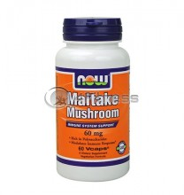 Maitake Mushroom - 60 mg. / 60 Caps.