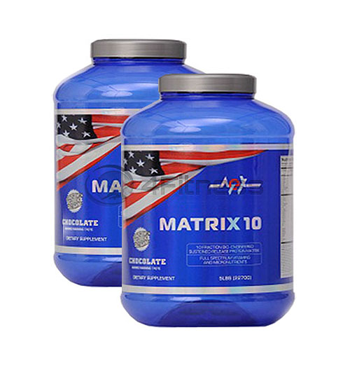 Matrix 10 stack – 4540gr. x2