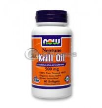 Neptune Krill Oil - 500 mg. / 60 Softgels