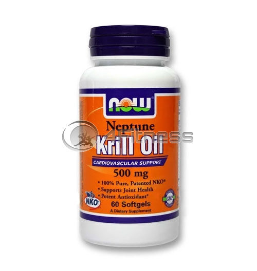Neptune Krill Oil – 500 mg. / 60 Softgels