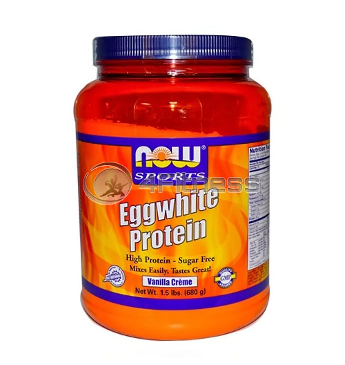 Eggwhite Protein – 680 gr.