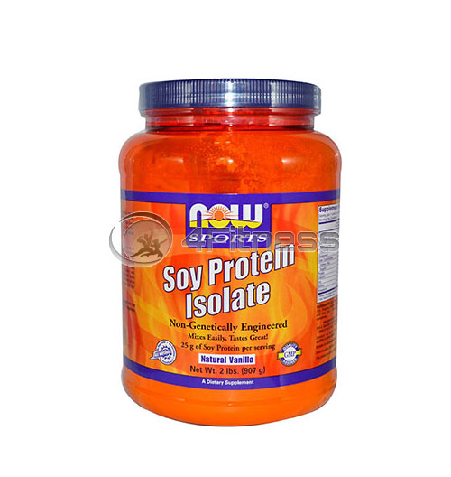 Soy Protein Isolate – 908 gr.