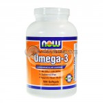 Omega 3 Fish Oil – 1000 mg. / 500 Softgels