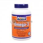 Omega 3 Fish Oil – 1000 mg. / 200 Softgels