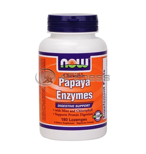 Papaya Enzymes – 180 Loz.