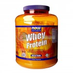 NOW Whey Protein – 2722 gr.