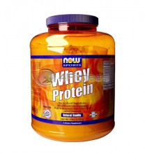 NOW Whey Protein - 2722 gr.