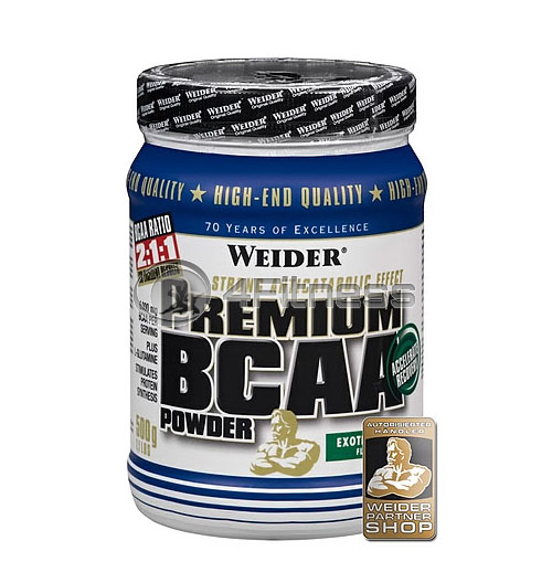 Premium BCAA Powder – 500 gr.