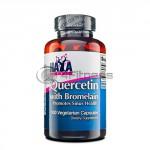 Quercetin with Bromelain – 100 Vcaps.