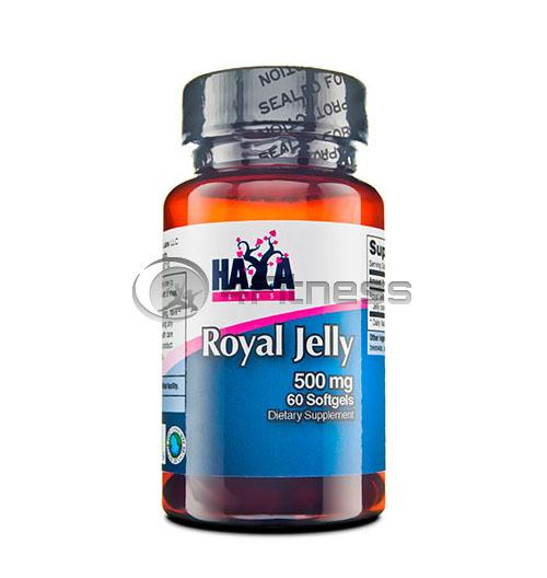 Royal Jelly – 500 mg. / 60 Softgels