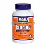 Taurine – 1000 mg. / 100 Caps.