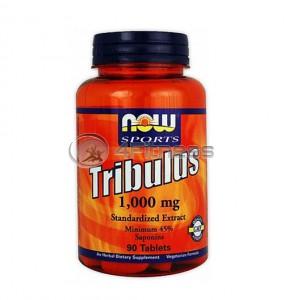 Tribulus Terrestris - 1000 mg. / 90 Tabs.