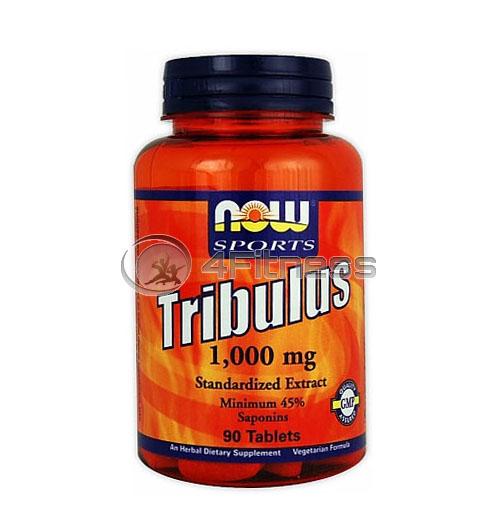 Tribulus Terrestris – 1000 mg. / 90 Tabs.