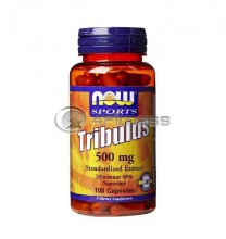 Tribulus Terrestris - 500 mg. / 100 Caps.