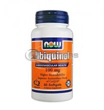 Ubiquinol - 100 mg. / 60 Softgels