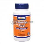 Valerian Root – 500 mg. / 100 Caps.