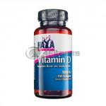 Vitamin D – 1000 IU / 100 Softgels