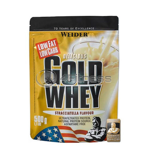 Gold Whey Protein – 500 gr.