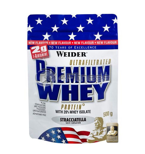 Premium Whey Protein 500g.