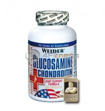 Glucosamine & Chondroitin - 120 Caps.
