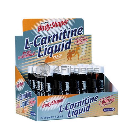 L-Carnitine – 20 Amp.