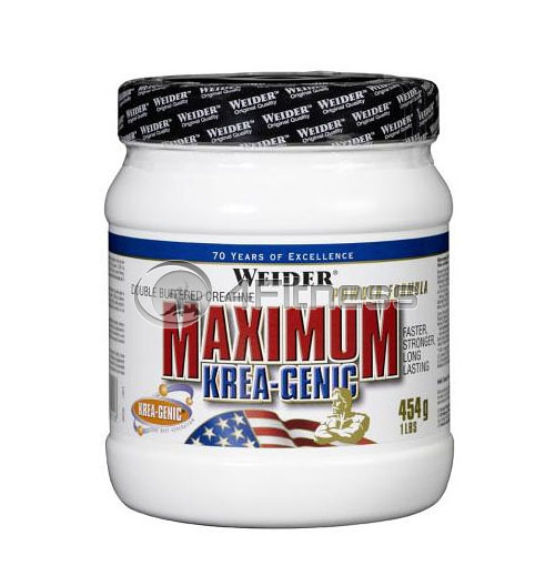 Maximum Krea-Genic Powder – 454 gr.