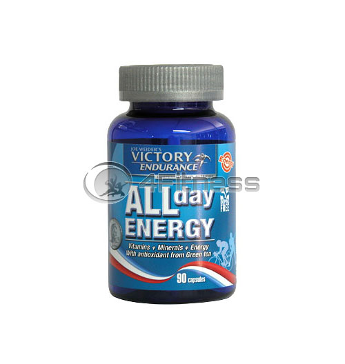 All Day Energy – 90 Caps.
