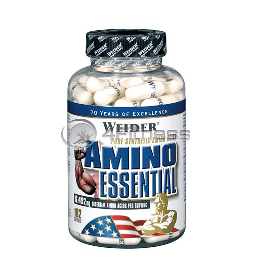 Amino Essential – 102 Caps.