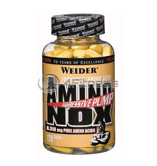 Amino Nox – 120 Caps.