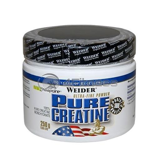 Pure Creatine – 250 gr.