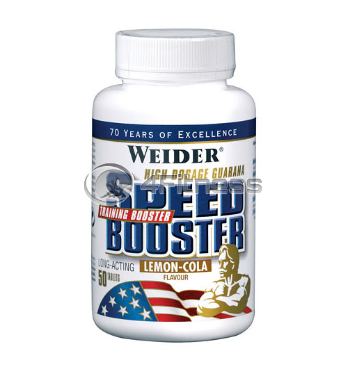 Speed Booster – 50 Tabs.