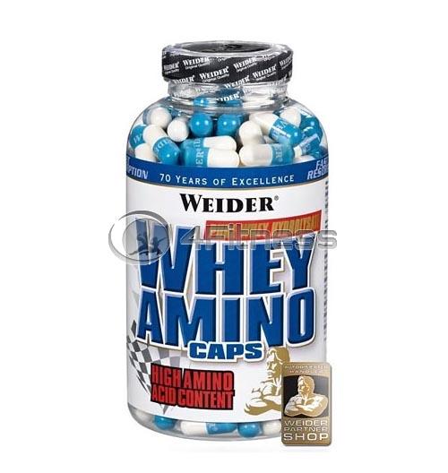 Whey Aminos – 280 Caps.