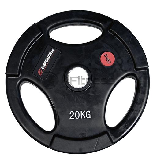 Гумиран диск Ergo 20kg