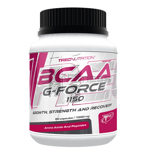 BCAA G-FORCE 1150 – 360 капс.