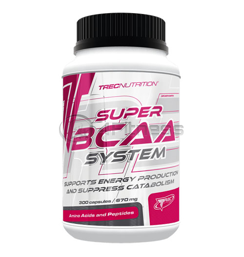 SUPER BCAA SYSTEM – 150 капс.